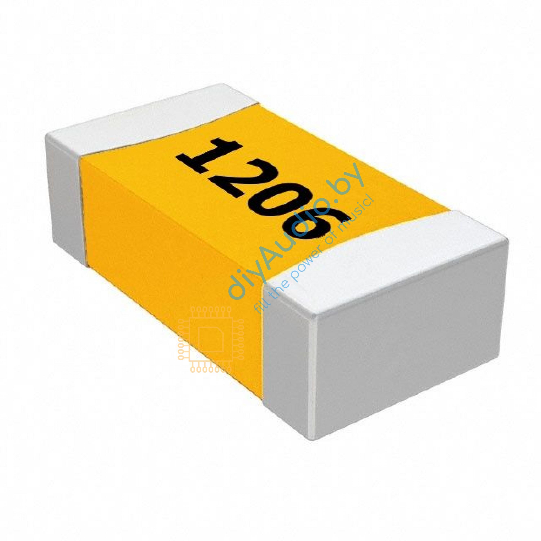Конденсатор SMD 1206 10nF 10% X7R 50V ECUV1H103KBM