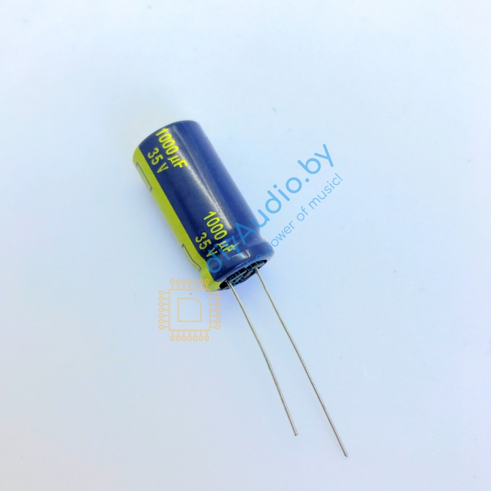 Конденсатор Panasonic FC 1000uF x 35V EEUFC1V102