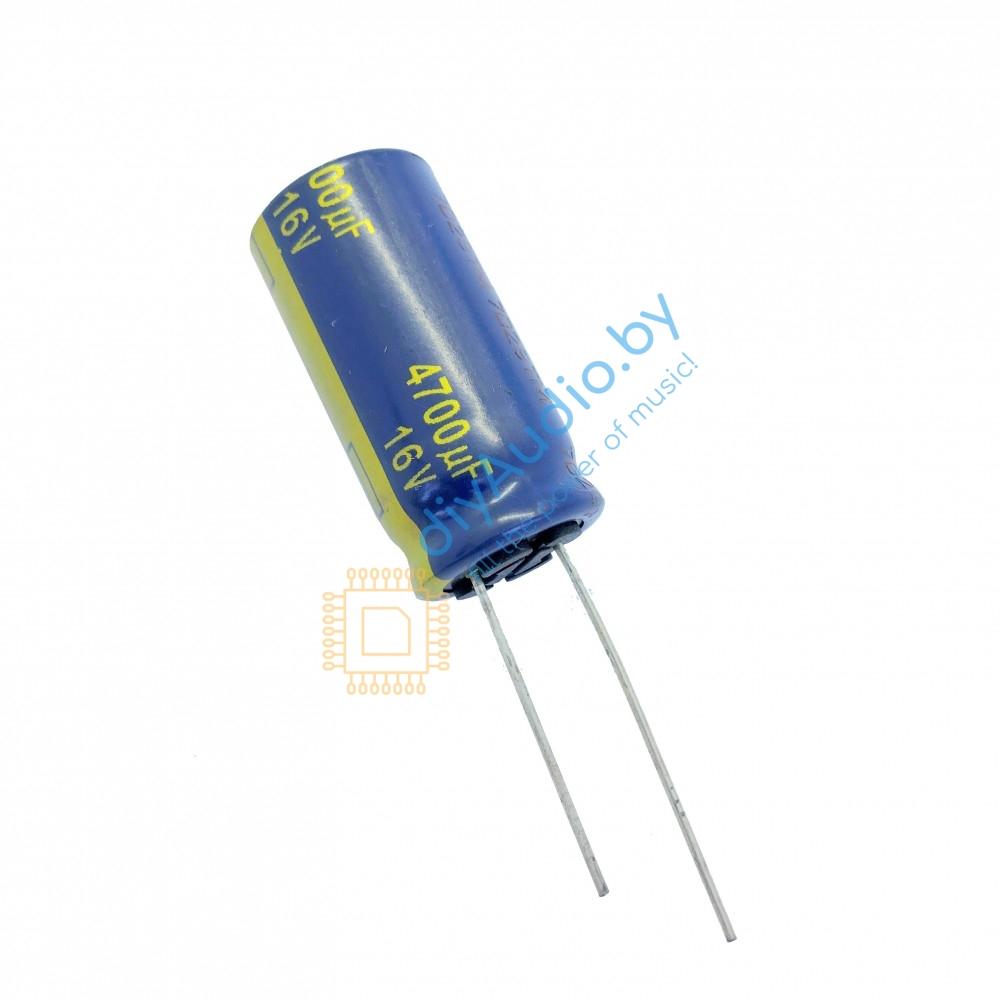 Конденсатор Panasonic FC 4700uF x 16V EEUFC1C472